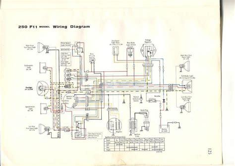 Suzuki Wiring Diagram Color Codes Library