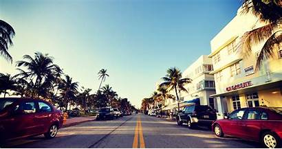 Miami 4k Beach Florida South Backgrounds Ultra
