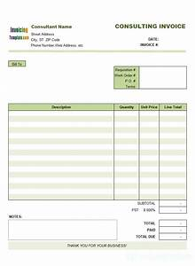 tax invoice format software for interior design With invoice for work done template