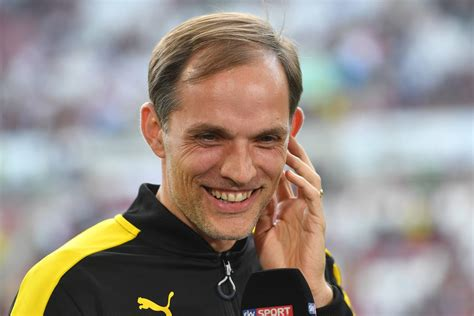 German tuchel said city and german champions bayern munich were the benchmark in european football. Thomas Tuchel macht Anschlag für Aus als BVB-Trainer ...