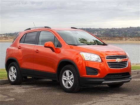Small Chevrolet Suv by 2015 Chevrolet Trax Compact Suv Driving Notes