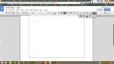 default new document drive template how to insert a page border in google docs webm youtube