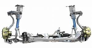 2007 Ford Fusion Front Suspension Diagram