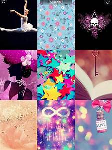 App Shopper: Girlish Wallpapers & Pink Girly Personalized ...