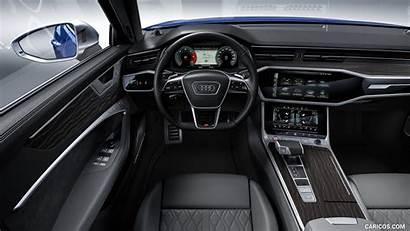 Audi S6 Interior Tdi Sedan Cockpit