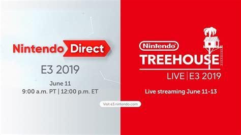 nintendo direct e3 2019 live gonintendo