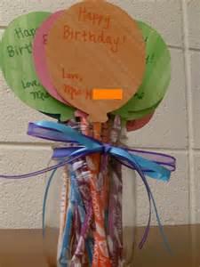 Classroom Birthday Treat Ideas