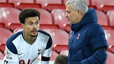 Dele Alli: Spurs boss Jose Mourinho says midfielder could ...