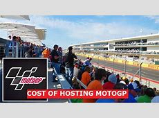 Cost of Hosting Every MotoGP Grand Prix In 2015
