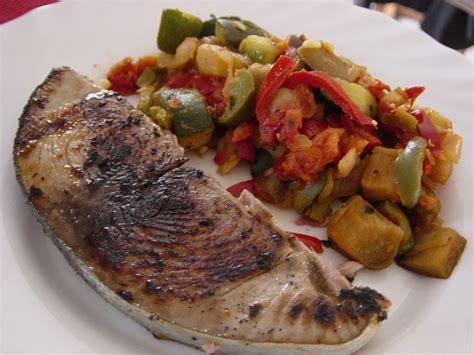 cuisine canalblog thon mariné à l orientale à la plancha ma p 39 tite cuisine