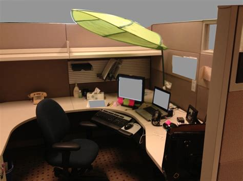 Office Desk Umbrella by Proyectolandolina Office Desk Umbrella