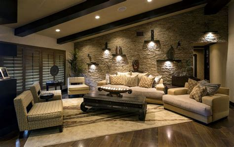 Designer Wohnzimmer Wand by Decorating A Room That Has Slate Floor Wall Tile That S