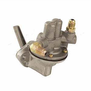 Toyota Forklift Fuel Pump 4p And 5r Engines