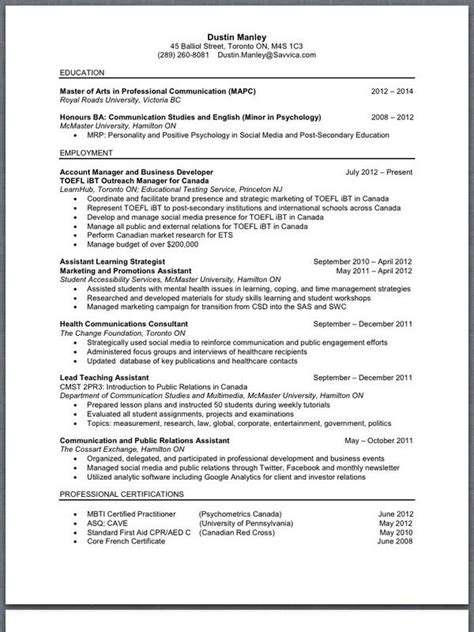 What Does A Good Resume Look Like New Calendar Template Site
