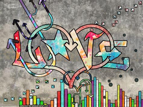 Graffiti Love : 30 Beautiful Graffiti Wallpapers For Your Desktop