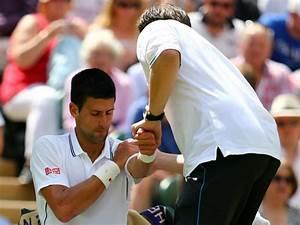 Novak Djokovic Struggles With Injuries   Opptrends - News ...