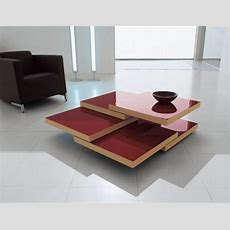 15 Cool And Unique Coffee Tables