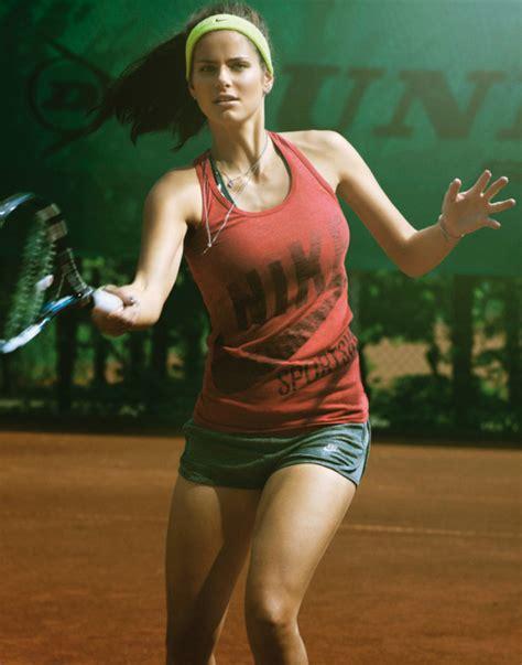 julia goerges hot sport