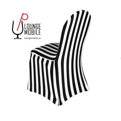 housse de chaise lycra 233 e noir et blanc housses de chaises les productions c 233 l 233 brason