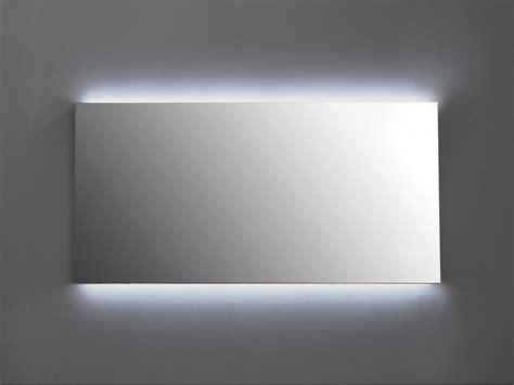 vintage bathroom design specchio a led rettangolare retroilluminato backstage