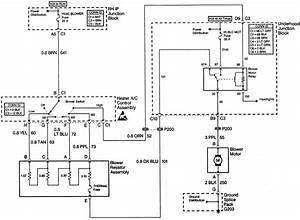 Wiring Diagram For Blower Motor Resistor
