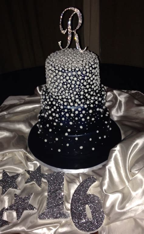 stars cake july  sweet  bday party