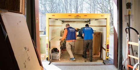 habitat restore offer furniture donation pickup