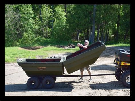 Tetra Pod Boat Price by The 25 Best Ideas About Atv Trailers On Atv