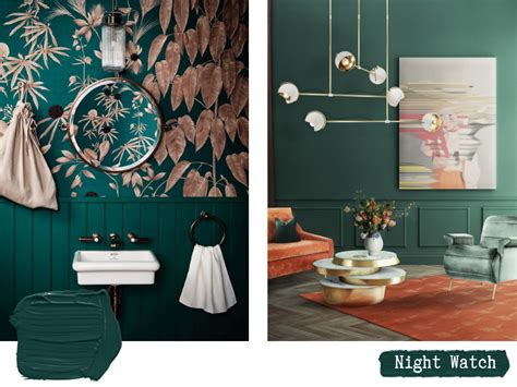 Home Decor Color Trends 2019 :  The Palette All Maximalists Were
