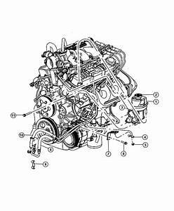 2011 Dodge Avenger Pump  Power Steering  Assembly