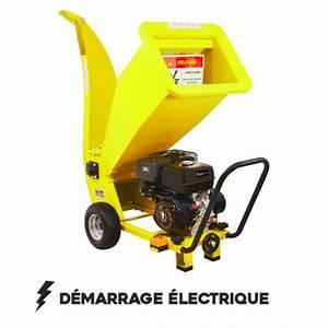 Moteur Electrique Pour Broyeur : broyeur de branches professionnel moteur essence 13 cv ~ Premium-room.com Idées de Décoration