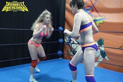 Wrestling Female Viper Vs Fight Anarchy Rm101