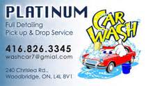 business cards  toronto canada advertising graphic