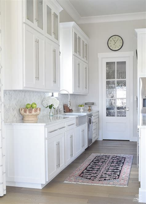 simple tips  styling  kitchen counters zdesign  home