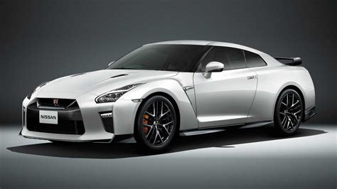 Nissan Gt-r Special Edition For Japan Introduces Three New