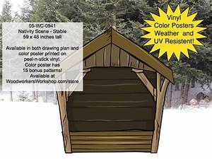 Images of Christmas Stable Plans - Best Christmas Tree