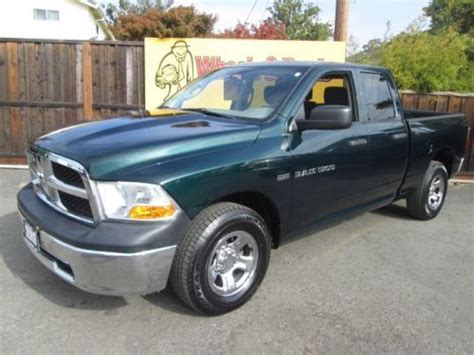 Find Used 2011 Dodge Ram 1500 Quad Cab 4 X 4 Hemi, Hunter