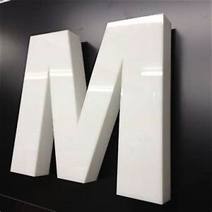 illuminated built up acrylic 3d letters shapes any size With acrylic dimensional letters