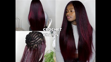 How To Do Neat Crochet Braids
