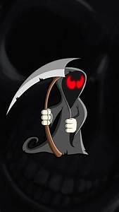 Grim Reaper Free Samsung Galaxy S5 Wallpaper