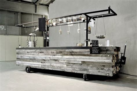 Perfect for a flexible bar setup in a large event space