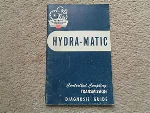 1956 1957 Gm Hydra