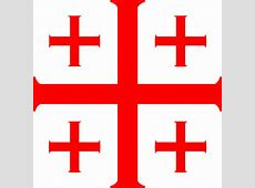 Jerusalem Cross – St Margaret's