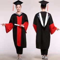 cap and gown high school popular doctorate graduation gown buy cheap doctorate