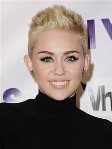 Celebrity Hairstyles Miley Cyrus Best Hairstyles Ever