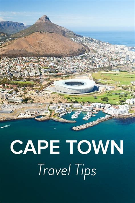 Things To Do In Cape Town, South Africa  Sunday Spotlight