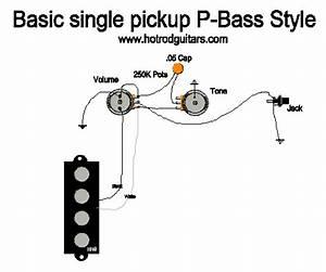 Single Pickup P