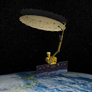 SMAP observatory unfurls large science antenna structure ...