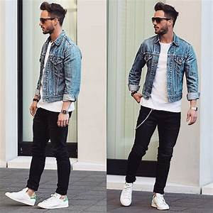 Veste Homme Été 2018 : veste en jean ete homme vestes la mode 2018 ~ Nature-et-papiers.com Idées de Décoration