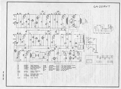 Stagg Bas Guitar Wiring Diagram by Schematics For Gibson Minuteman Ga 20rvt It S Only Rock